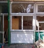Ablakbeépítése