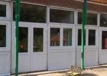 Műanyag ablak beépítés óvoda