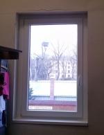 Bukó nyíló műanyag ablak