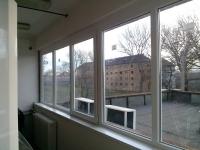Fix műanyag ablakok, nyíló ablakkal