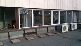 Iroda műanyag ablakcsere