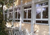 Ablakcsere egy 9.kerületi iskolában