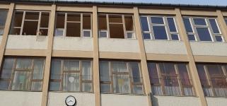 Színes műanyag ablakok