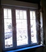 Belső redőnyös műanyag ablak