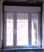Redőnyös műanyag ablak