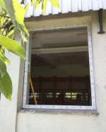 Új ablaktok beépítve